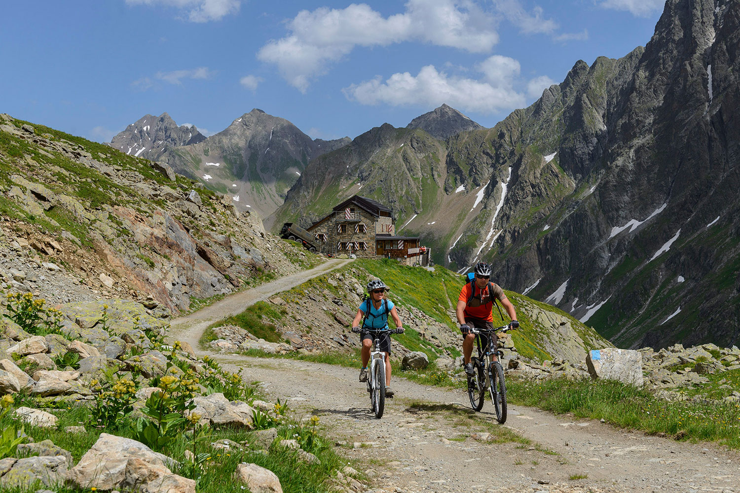 Bikeparadies am Arlberg