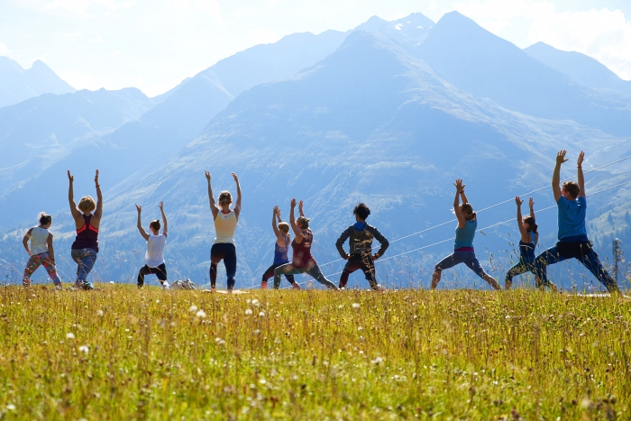Bild Package Yoga-Mountain- Festival in St. Anton am Arlberg