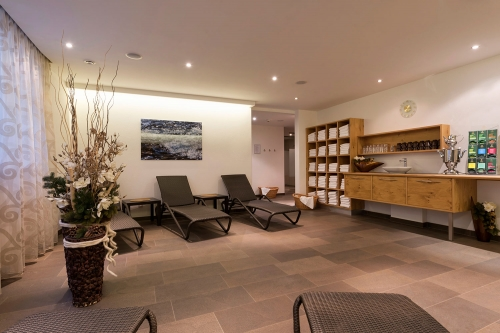 Wellness area in Apart Alpenleben guarantees pure relaxation - St. Anton am Arlberg